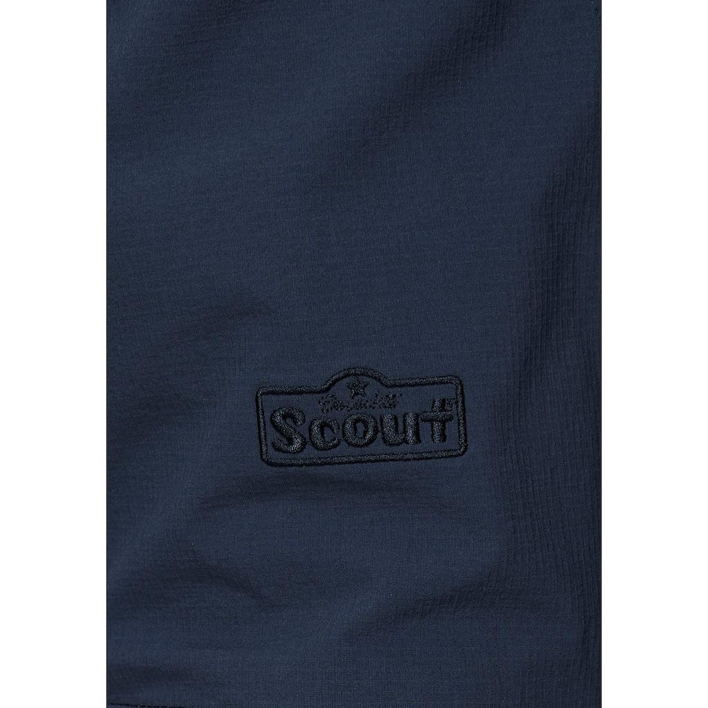 Scout Funktionshose »EXPLORE«, mit Robustbesätzen