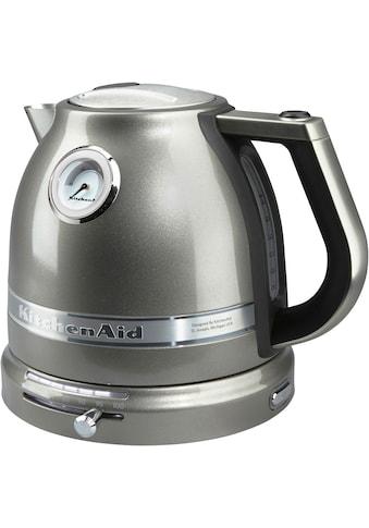 KitchenAid Wasserkocher »5KEK1522EMS«, 1,5 l, 2400 W kaufen