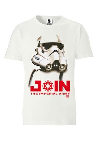 LOGOSHIRT T-Shirt mit Stormtrooper-Aufdruck kaufen