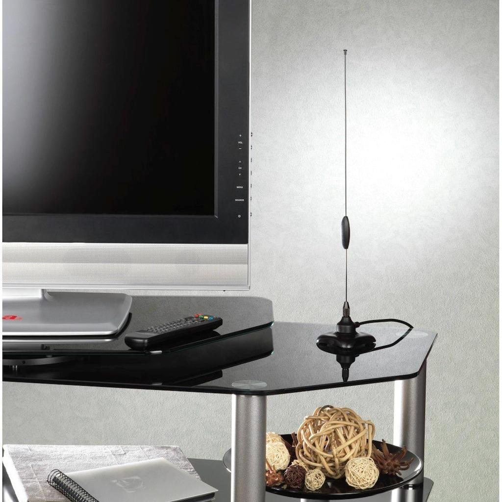 Thomson DVB-T2 Zimmerantenne, TV/Radio Stabantenne, DAB+/aktiv