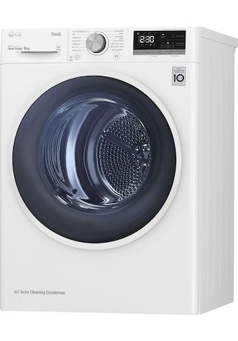LG Wärmepumpentrockner »V5RT9« kaufen