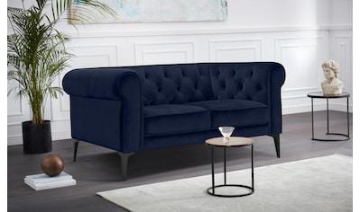 Premium collection by Home affaire Chesterfield-Sofa »Tobol«, mit klassischer Knopfheftung kaufen