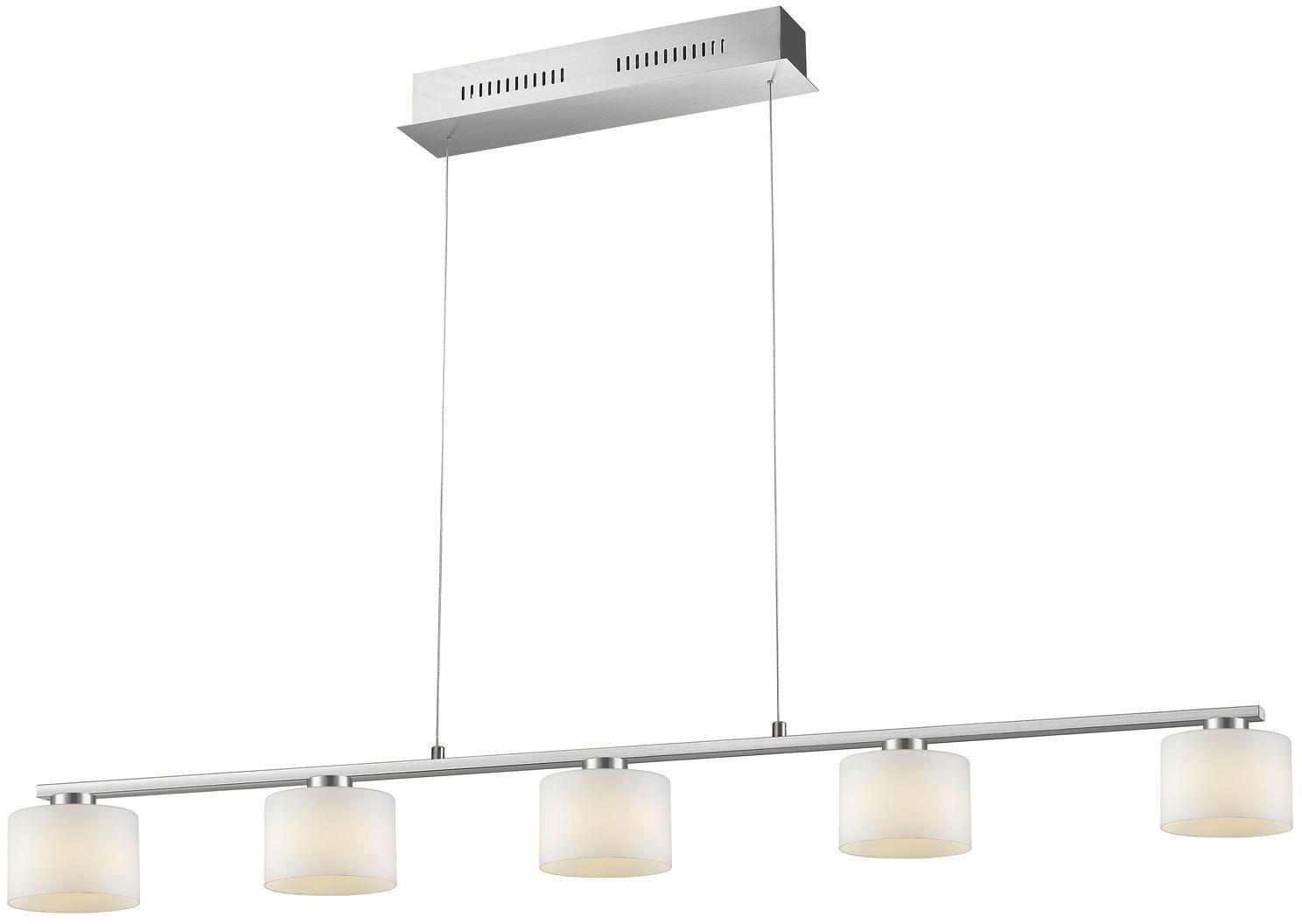 TRIO Leuchten,LED Pendelleuchte»ALEGRO«,