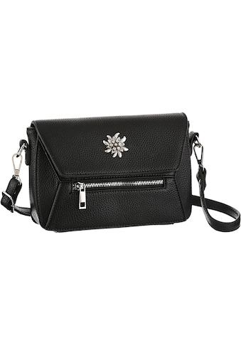Klimm Trachtentasche mit Edelweiß - Appliaktion kaufen