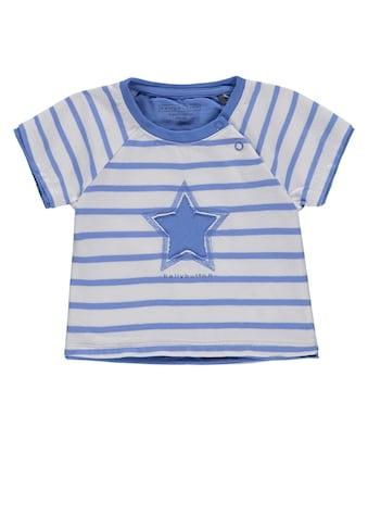 Bellybutton T - Shirt gestreift mit Stern »Little big Star« kaufen