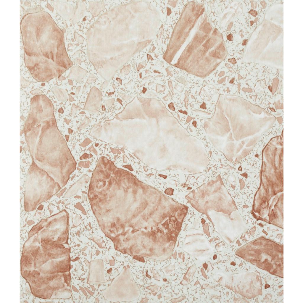 Vinylfliesen, 2,0 mm, 50 Fliesen, selbstklebend