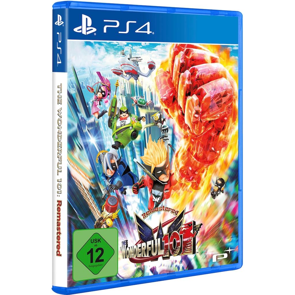Spiel »The Wonderful 101 Remastered«, PlayStation 4