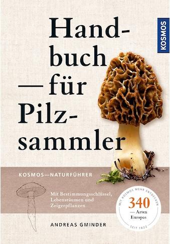 Buch »Handbuch für Pilzsammler / Andreas Gminder« kaufen