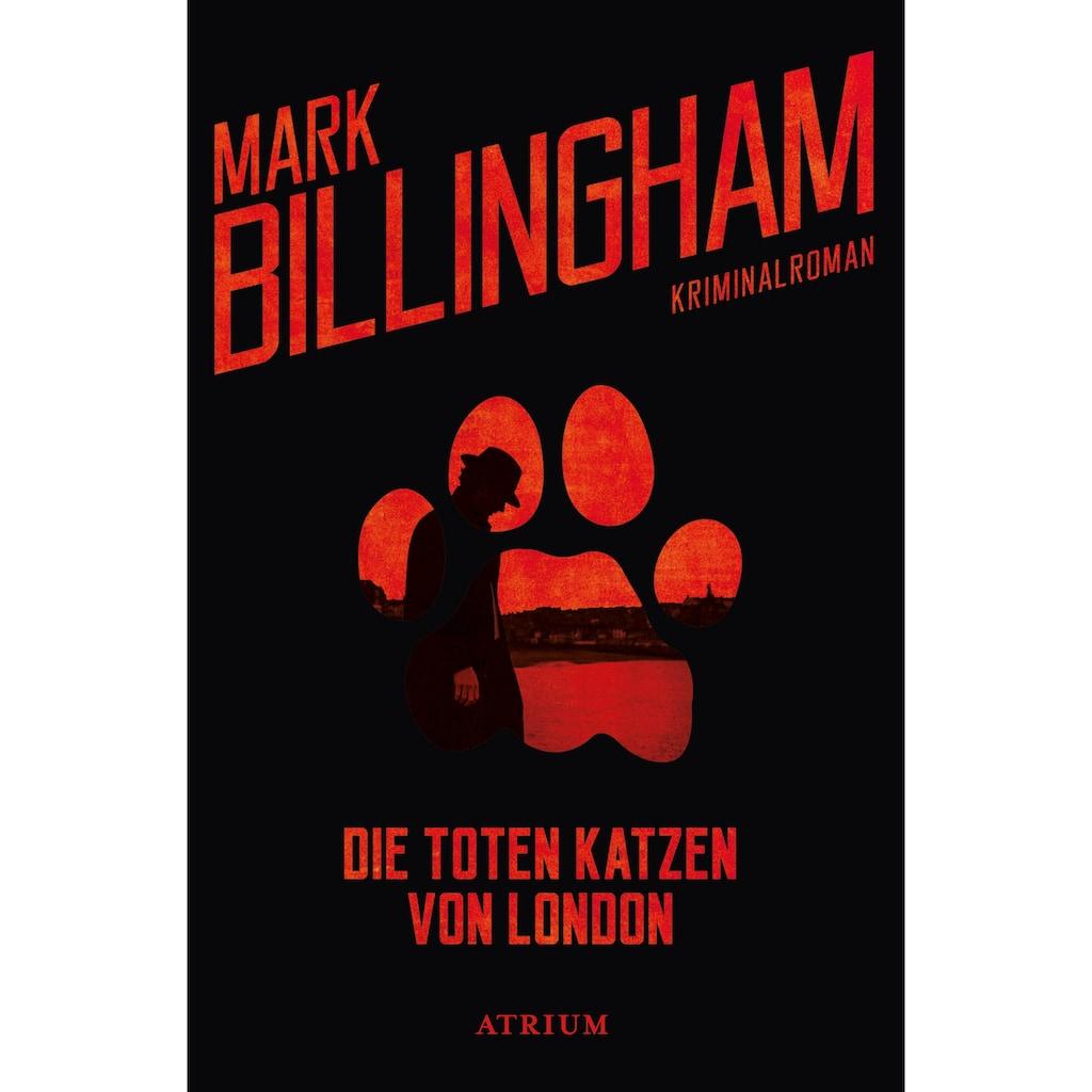 Buch »Die toten Katzen von London / Mark Billingham, Stefan Lux«