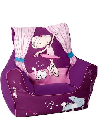 Knorrtoys® Sitzsack »NICI Miniclara«, für Kinder; Made in Europe kaufen