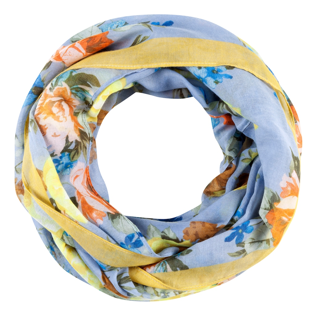 Codello Flower-Loop aus recyceltem Polyester