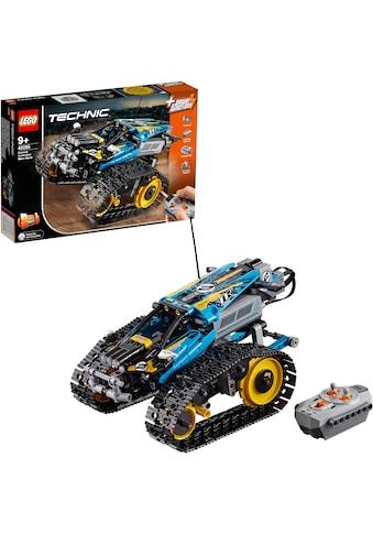 LEGO® Konstruktionsspielsteine »Ferngesteuerter Stunt-Racer (42095), LEGO® Technic«,... kaufen