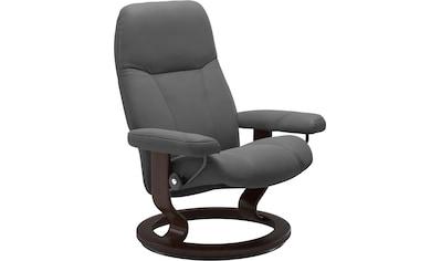 Stressless® Relaxsessel »Consul«, mit Classic Base, Größe M, Gestell Braun kaufen