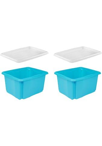 keeeper Aufbewahrungsbox »emil« (Set, 2 Stück, 2) kaufen