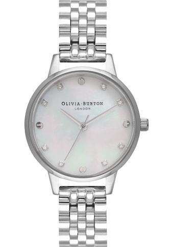 OLIVIA BURTON Quarzuhr »Classics, OB16SE09« kaufen