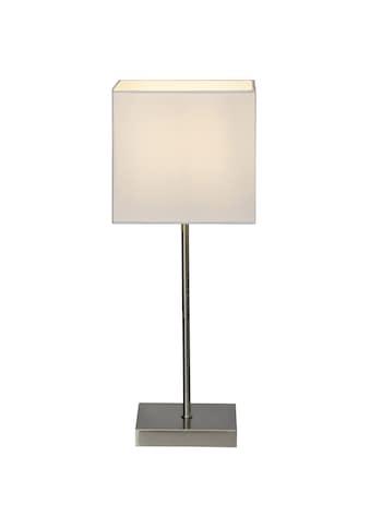 Brilliant Leuchten Aglae Tischleuchte Touchschalter weiß kaufen