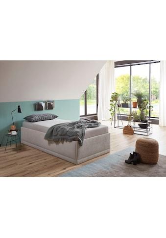 Westfalia Schlafkomfort Polsterbett »Texel«, Standardhöhe mit Zierkissen, inkl.... kaufen