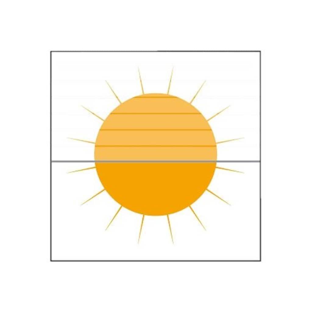 sunlines Springrollo nach Maß, Lichtschutz, mit Bohren, freihängend, 1 Stück
