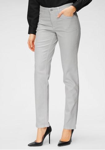 MAC Stretch-Jeans »Melanie«, Gerade geschnitten kaufen
