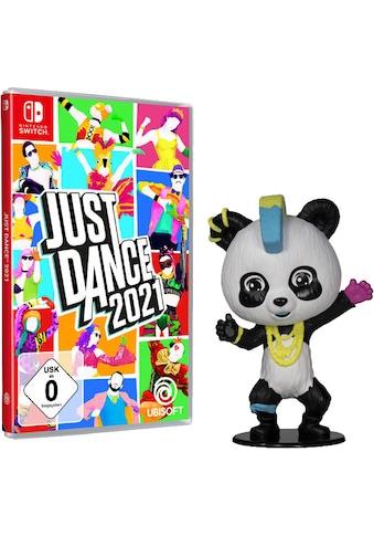 UBISOFT Spiel »Just Dance 2021 inkl. Heroes Panda Figur«, Nintendo Switch kaufen