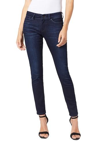 Pepe Jeans Röhrenjeans »PIXIE«, aus weichem Stretch-Denim mit dezenter Waschung kaufen