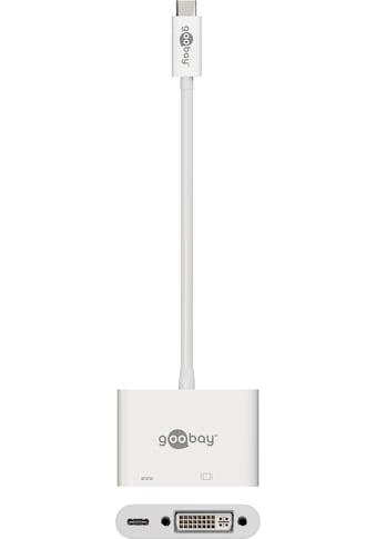 Goobay USB-C(TM) Multiport kaufen