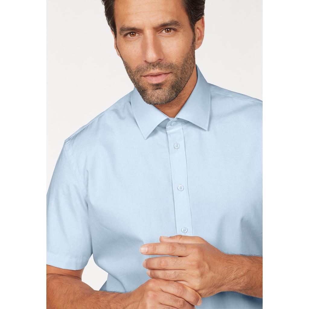 Class International Businesshemd, in moderner schlanker Passform, bügelleicht