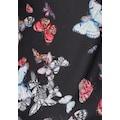 Melrose V-Shirt, mit Bänderdetail im Ausschnitt - NEUE KOLLEKTION