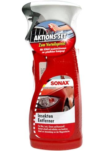 Sonax Autopflege »Insekten-Entferner«, 500 ml, inkl. Schwamm kaufen