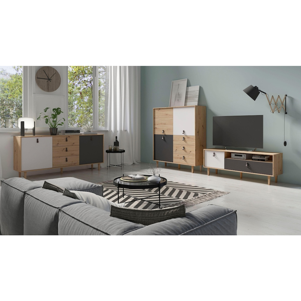 Homexperts Beistelltisch »Trend«