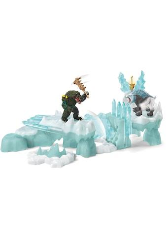 """Schleich® Spielwelt """"Eldrador, Angriff auf die Eisfestung (42497)"""", (Set kaufen"""