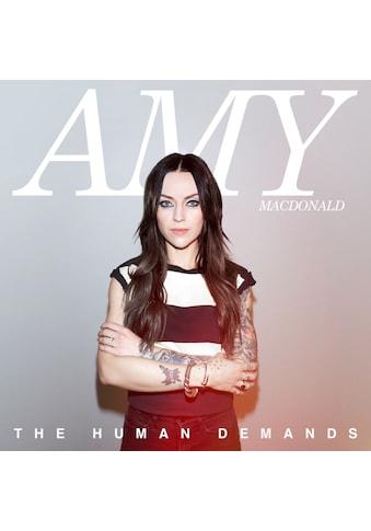 Musik-CD »The Human Demands / Macdonald,Amy« kaufen