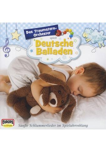 Musik - CD Spielt Deutsche Balladen / Traumstern - Orchester,Das, (1 CD) kaufen