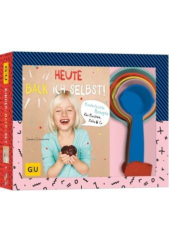 Buch »Heute back' ich selbst! / Sandra Schumann« kaufen