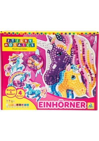 "Sticky Mosaics Kreativset ""Einhörner"" kaufen"
