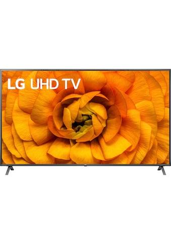 """LG LED-Fernseher »86UN85006LA«, 217 cm/86 """", 4K Ultra HD, Smart-TV kaufen"""