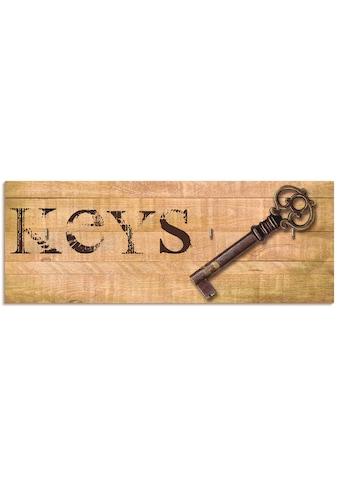 Artland Schlüsselbrett »Schlüssel« kaufen