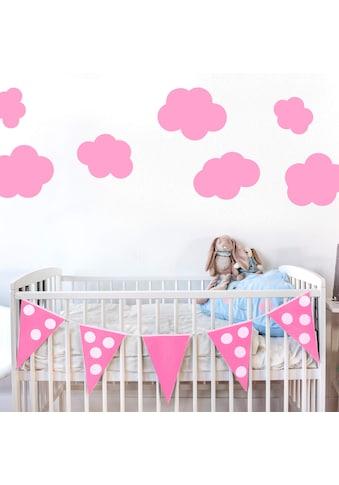 Wall-Art Wandtattoo »Wolken-Set« kaufen