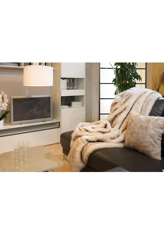 Wohndecke »Polarfuchs«, Star Home Textil kaufen
