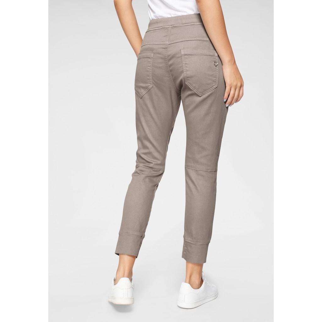 Please Jeans Jogger Pants »PL51G«, im Relax-Fit mit praktischem Gummizug-Bund