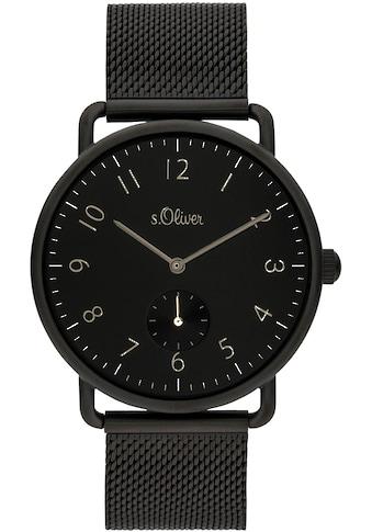 s.Oliver Quarzuhr »SO-3939-MQ« kaufen