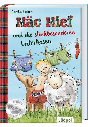 Buch »Mäc Mief und die stinkbesonderen Unterhosen / Carola Becker, Ina Krabbe« kaufen