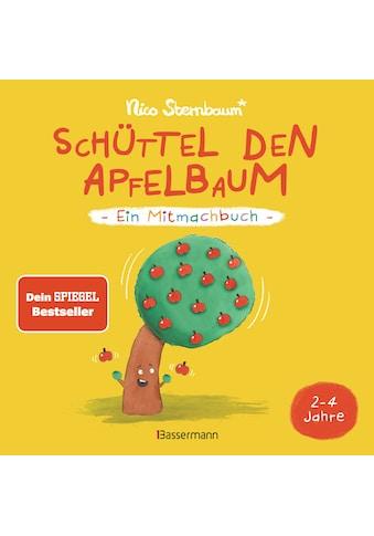 Buch »Schüttel den Apfelbaum - Ein Mitmachbuch. Für Kinder von 2 bis 4 Jahren / Nico... kaufen