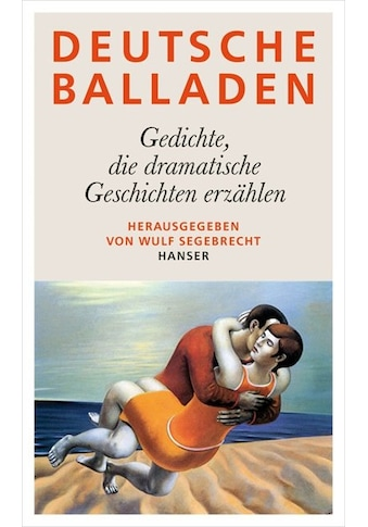 Buch Deutsche Balladen / Wulf Segebrecht kaufen