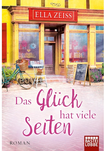 Buch Das Glück hat viele Seiten / Ella Zeiss; Ellen McCoy kaufen