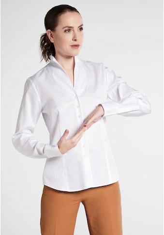 Eterna Langarmbluse »MODERN CLASSIC«, Jacquard kaufen