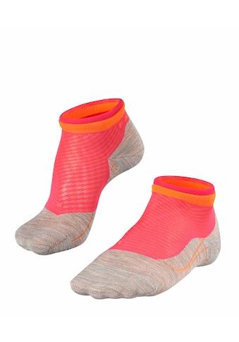 FALKE Sneakersocken »RU4 Short Bulges«, (1 Paar), mit mittelstarker Polsterung kaufen
