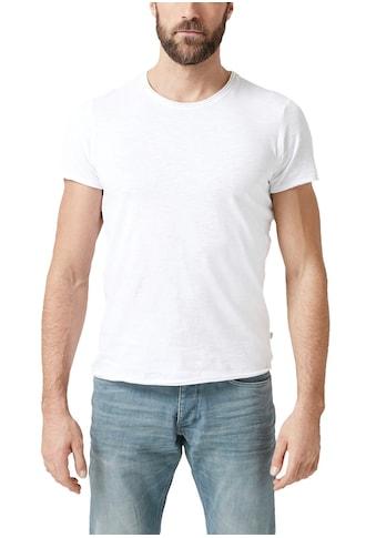 Q/S designed by T-Shirt, mit Rundhalsausschnitt kaufen