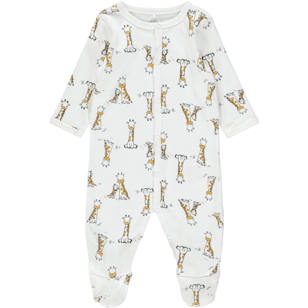 Name It Schlafoverall »Giraffe«