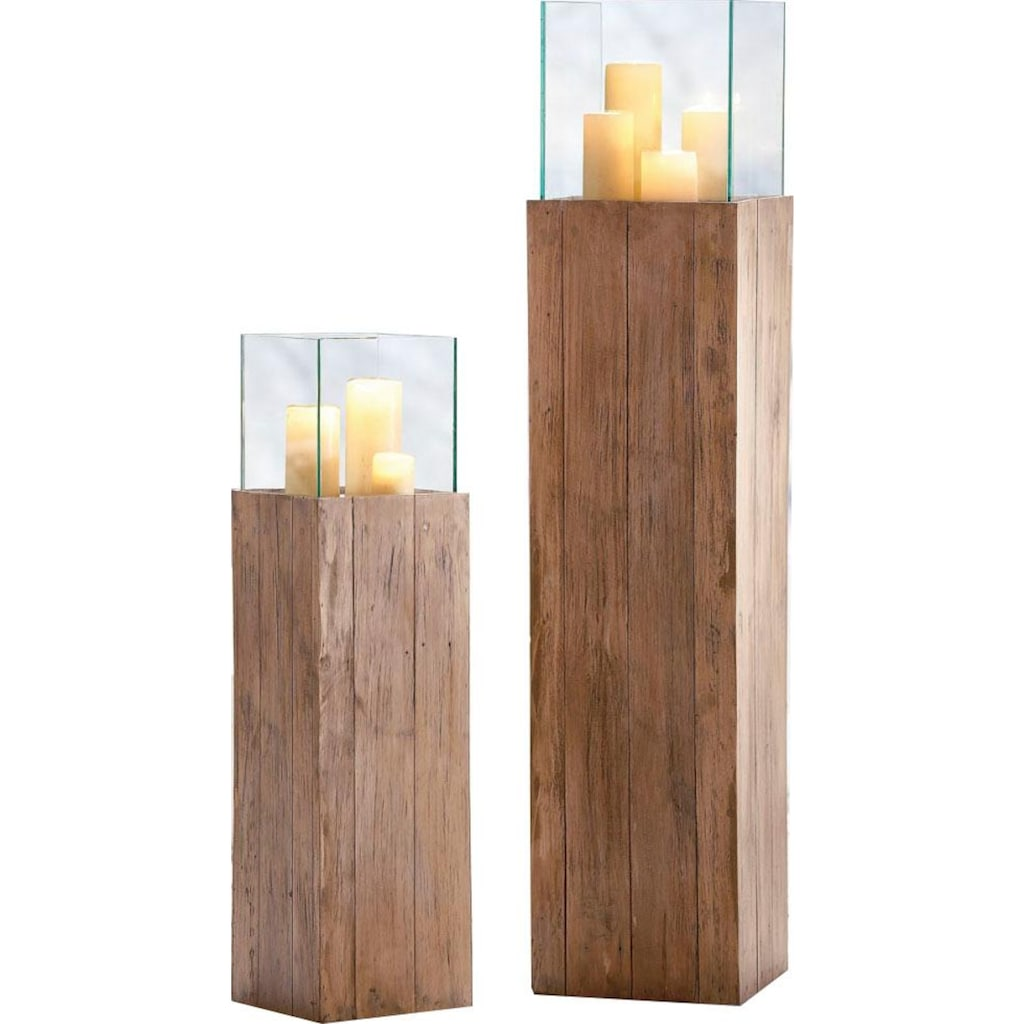 Kerzenhalter »Woody«